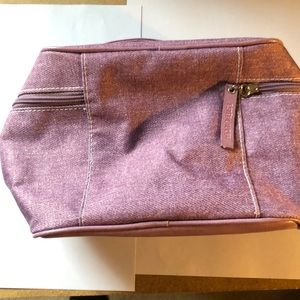 Woman's really cute cosmetic bag